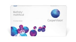 Biofinity multifocal by CooperVision